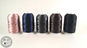Ledergarn 1000y verschiedene Farben NYLON-Garn