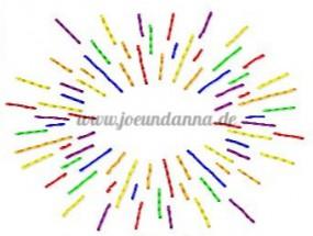 Stickdatei Freebie Feuerwerk