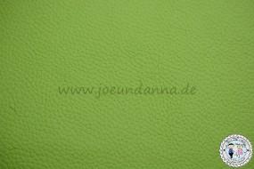 Lederhaut - 1m² Lederzuschnitt Apfelgrün