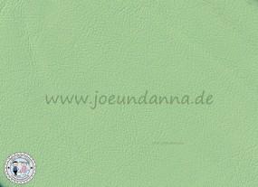 Lederhaut - 1m² Lederzuschnitt Babygrün Pastell