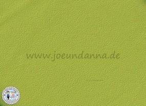 Lederzuschnitt Baby- Eukalyptus Grün