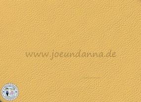 Lederzuschnitt Pastell-Gelb