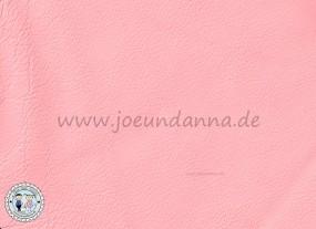 Lederhaut - 1m² Lederzuschnitt Rosa