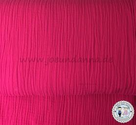 Musselin Pink Double Gauze Baumwolle