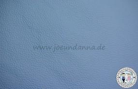 Lederzuschnitt hell Blau