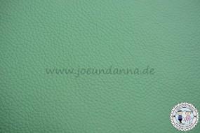 Lederhaut - 1m² Lederzuschnitt pastell Mint
