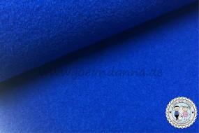 Wolle / Walk - Walkstoff Kobalt Blau (Mittelblau)