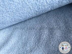 Wolle / Walk - Walkstoff pastell Blau