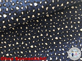 Jersey ZAUBERSTOFF dunkel Blau Camouflage