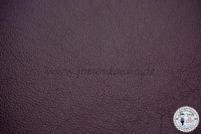 Lederzuschnitt dunkel Lila / Aubergine