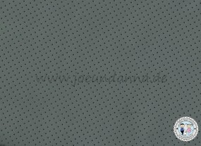 Lochleder Lederzuschnitt Grau