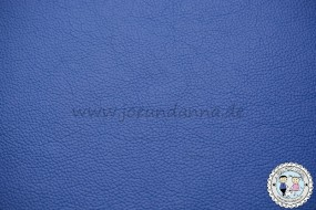 Lederzuschnitt mittel Blau