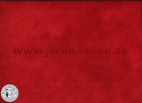 Veloursleder Sohlenleder Rot